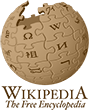 Wikipedia logo en small